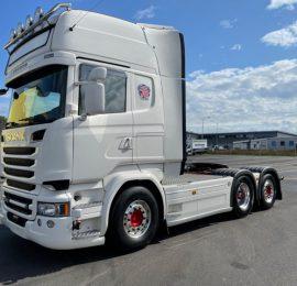 Scania R520 6X2 såld till Jönköping