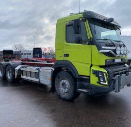Volvo FMX 6×4 Lastväxlare Såld till Nederländerna
