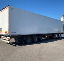 Schmitz Cargobull  Skåptrailer med öppningsbar sida