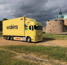 Volvo FH Leverans till Widéns Åkeri i Kalmar AB