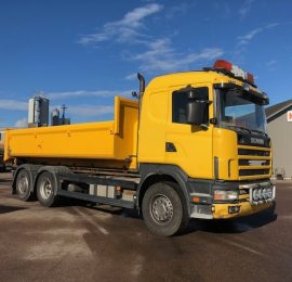 Scania R124 420 Lastväxlare