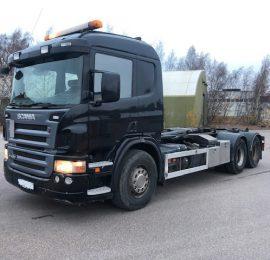 Scania P420 6×2 Såld till Öland