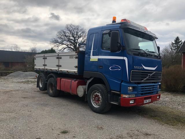 Volvo FH 12 såld till Västergötland