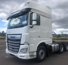 DAF XF FTS 480 6×2 – Nordic Edition