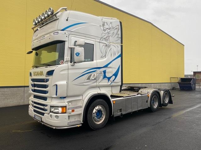 Scania R500 6x2 Dragbil