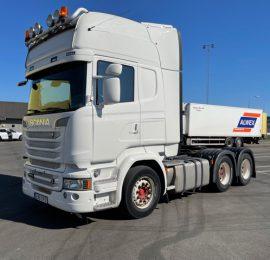 Scania Dragbil R520